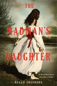 Madman's Daughter Cover